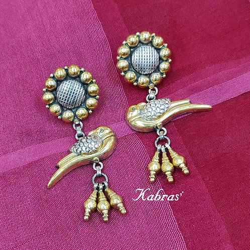 GJ Perroquet Earrings