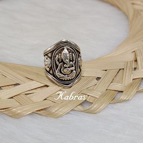 Ganpati Ring