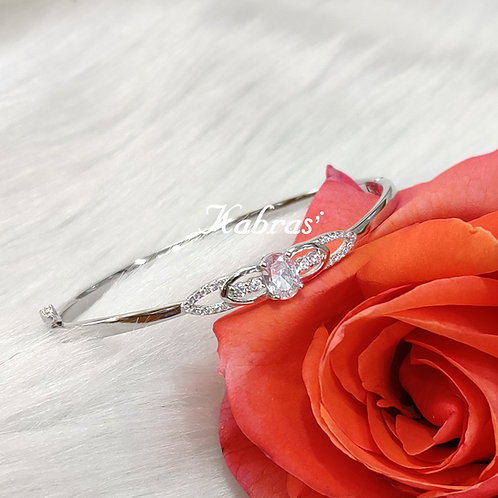 Oval Drop Bracelet