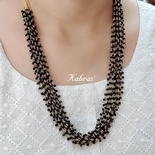 Black Kanthi Necklace