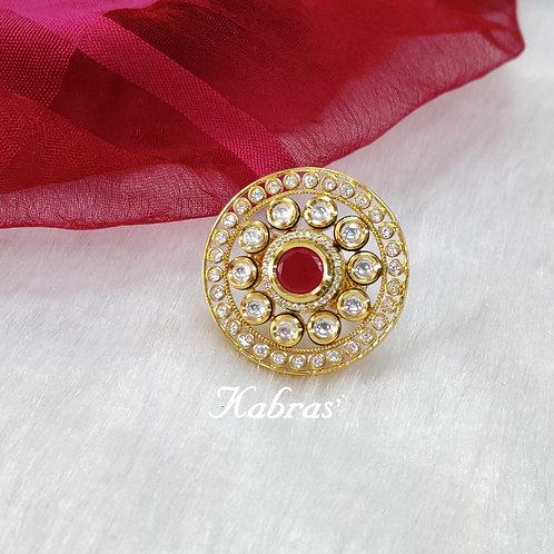 Gokhru Ring