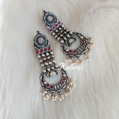 Marigold Jhallar Earrings
