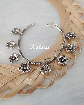 Silver Bracelets - Bracelets - Charm Bracelets - Sterling Silver Bracelets - Stone Jewellery - Work Wear Jewellery