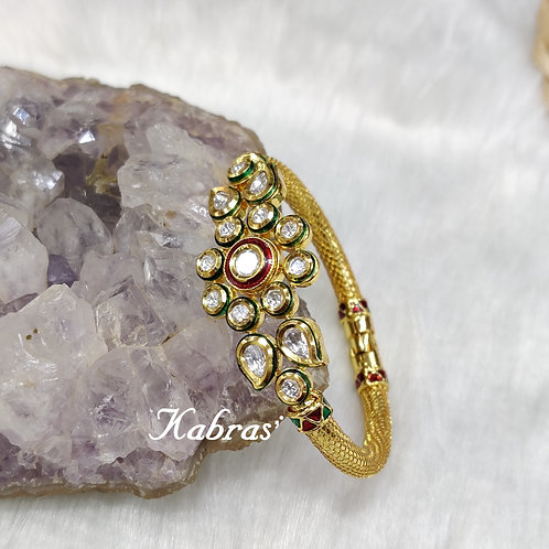Raw Flower Bracelet