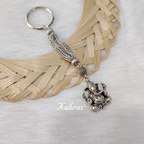 Vakratunda Key Chain