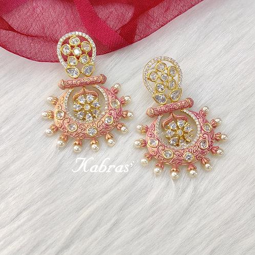 Gulabi Earrings