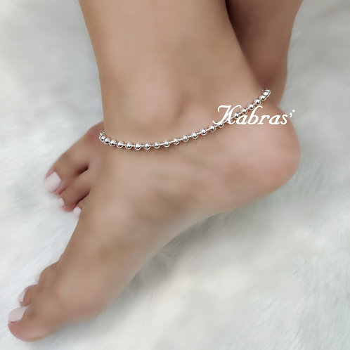Ball Bead Anklet