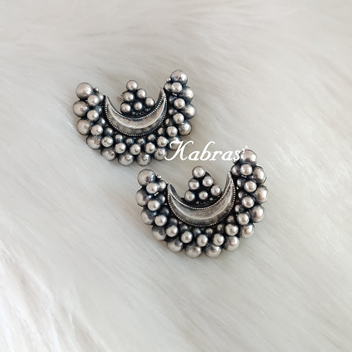 Ardh Chandra Earrings