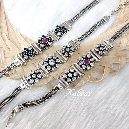 Round Trio Bracelet