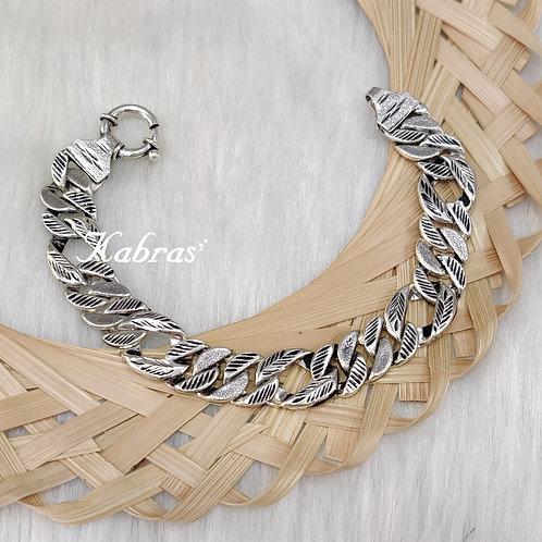 Leaf Link Bracelet
