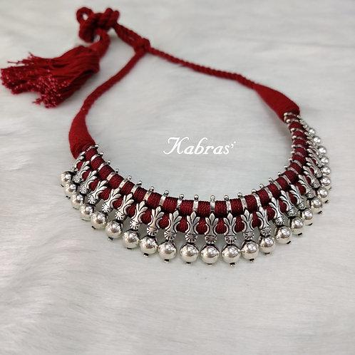 Rawa Thread Necklace