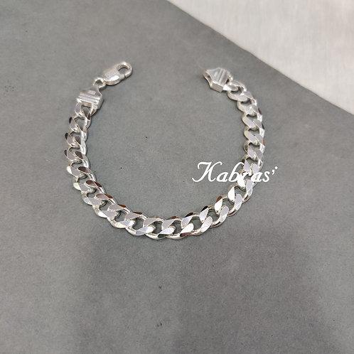 White Link Bracelet