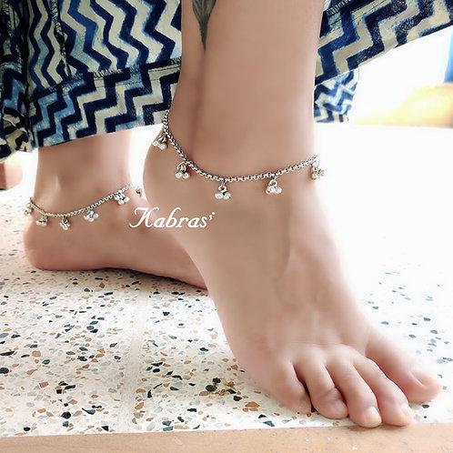 Ghoogri Anklet