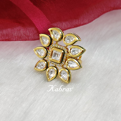 Floral Choras Ring