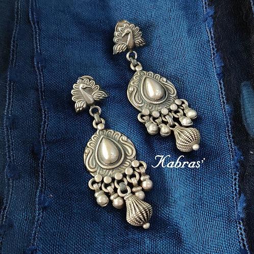 Mayur Drop Earrings