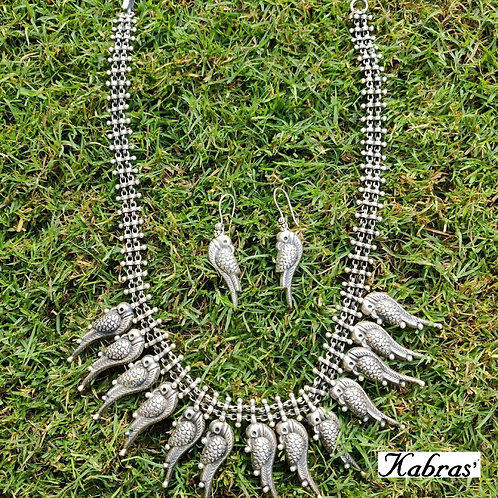 Perroquet Necklace