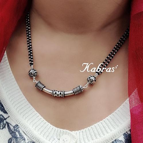 Nakshi Pipe Mangalsutra