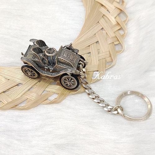 Vintage Car Key Chain