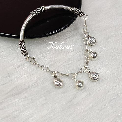 Drop Half Bracelet