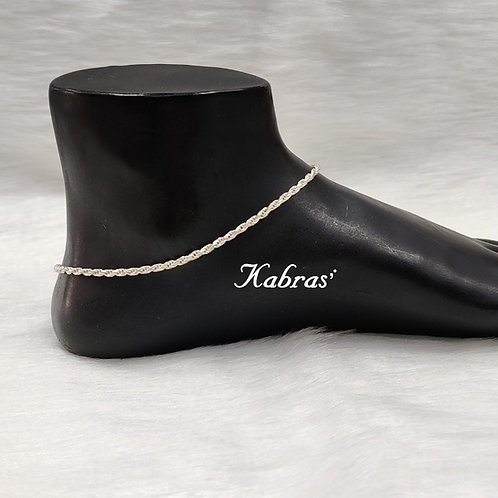 Twisted Anklet