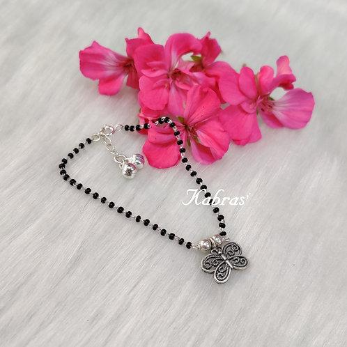 Butterfly Hand Mangalsutra