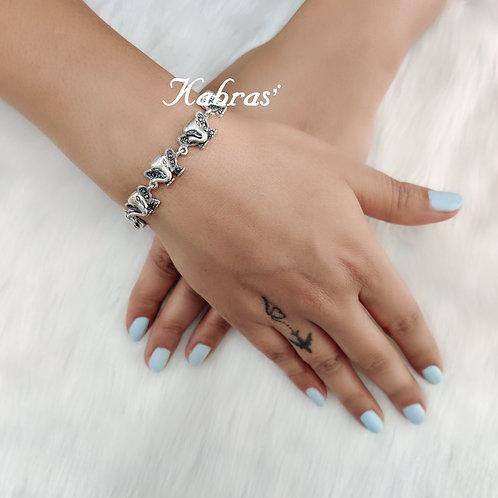 Elephant Styled Bracelet