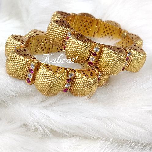 Gajra Kada - Golden