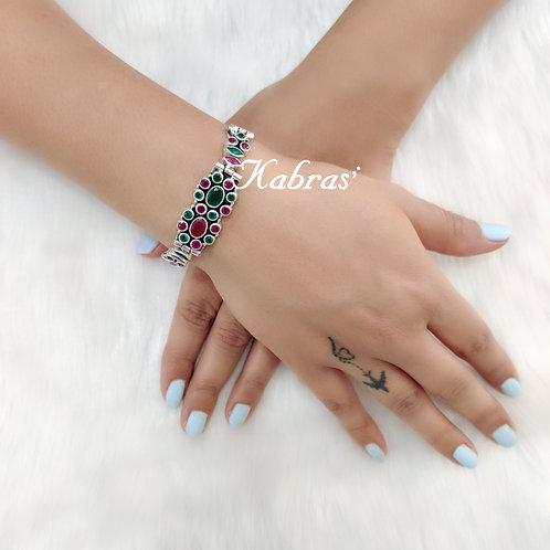 Multicolored Duo Bracelet