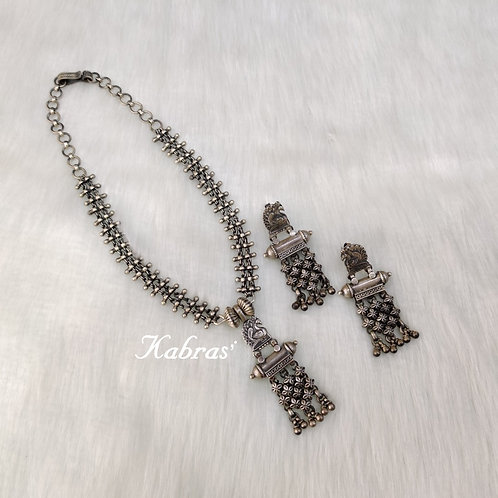 Mayur Necklace