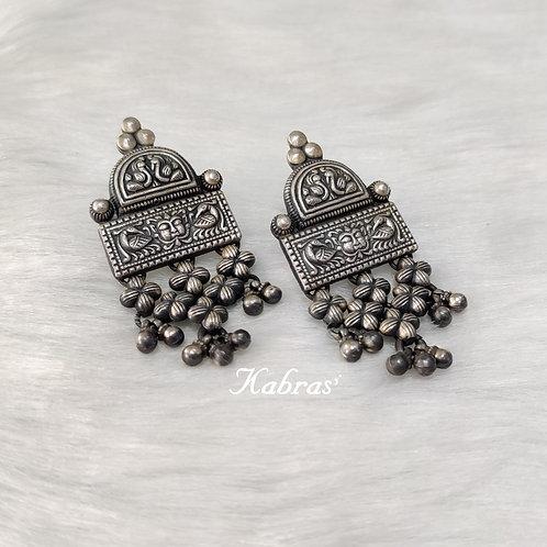 Classic Jhallar Earrings