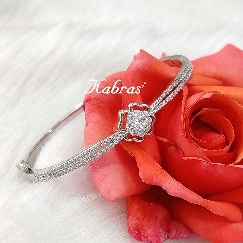 Floarl Drop Bracelet