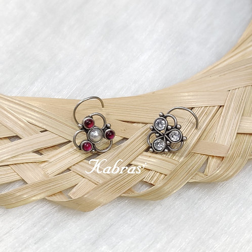 Quilled Wired Nose Pin