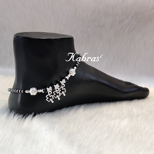 Tree Charm Anklet
