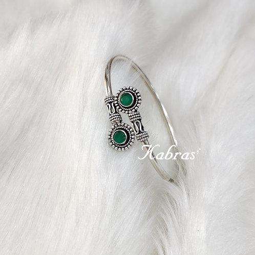 Green Round Kada