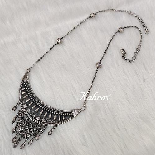 Chandrika Jhallar Long Necklace