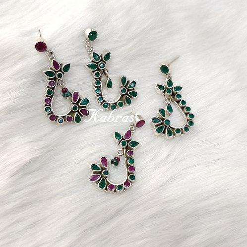 Pankhuri Drop Earrings