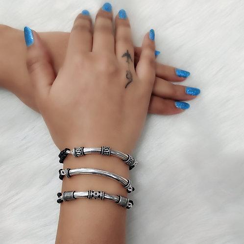 Nakshi Pipe Hand Mangalsutra