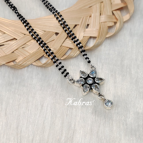 Floral AD Mangalsutra