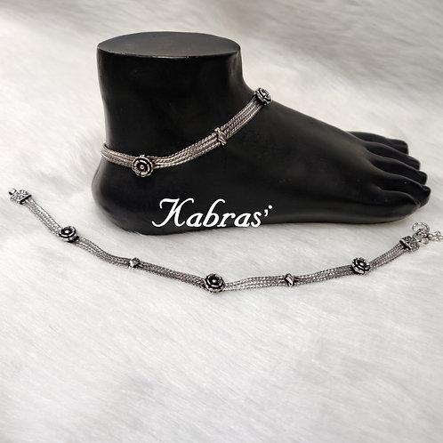 Rose Chain Payal