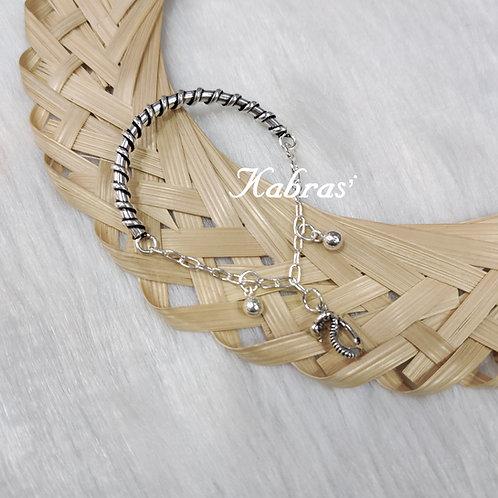 Snake Charm Bracelet