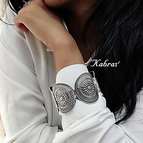 Silver Kadas - Hand Cuffs - Silver Bracelets - Hand Bracelets - Sterling Silver Jewellery - Hand Jewellery - Antique Silver Jewellery