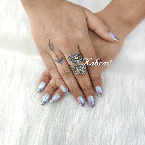 GJ Leaf Ring