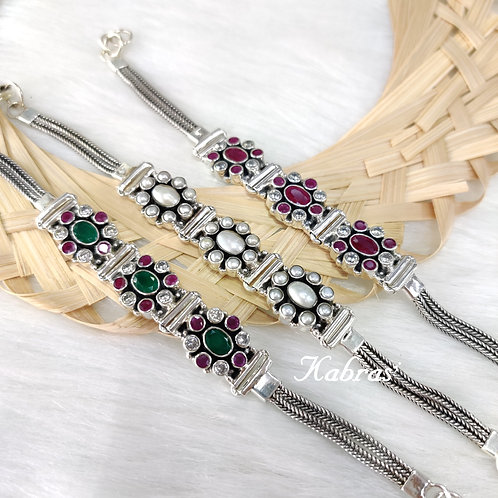 Oval Trio Bracelet