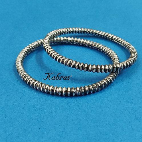 Spiral Bangles
