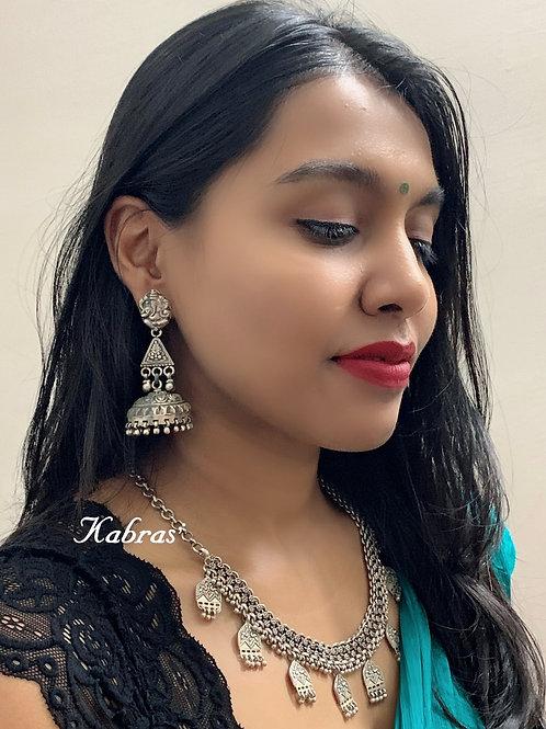 Jhallar Necklace