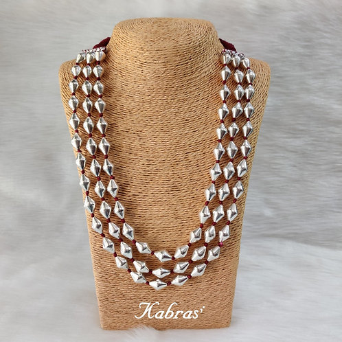 Three Line Dholki Mala