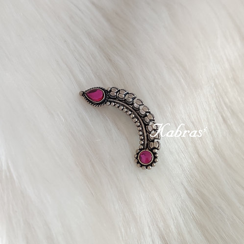 Grooved Ruby Nath