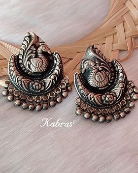Sterling Silver Earrings - 925 Jewellery - Earrings  - Antique Silver Earrings - Antique Silver Jewellery - 925 Silver Earrings