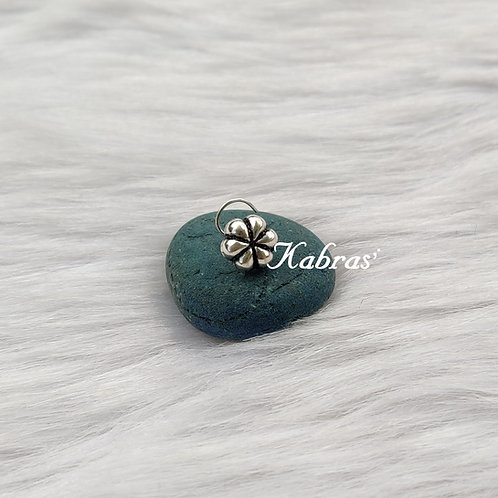 Paisely Wired Nose Pin