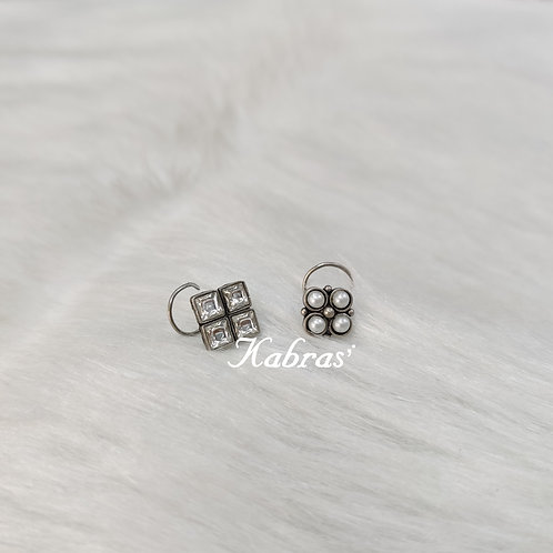 Dot Wired Nose Pin